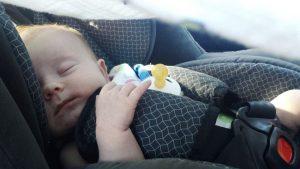 sillita seguridad para bebé
